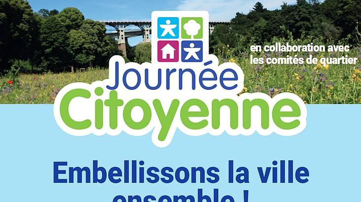 Site Officiel - Ville de Saint-Brieuc: Journée citoyenne : inscrivez-vous !