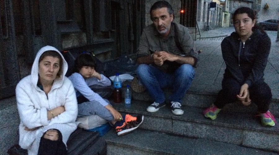Saint-Brieuc. Dix familles étrangères à la rue: une manifestation vendredi