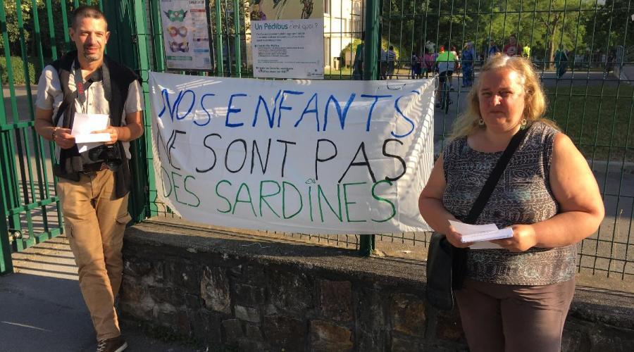 Rennes. Ils manifestent pour une ouverture de classe