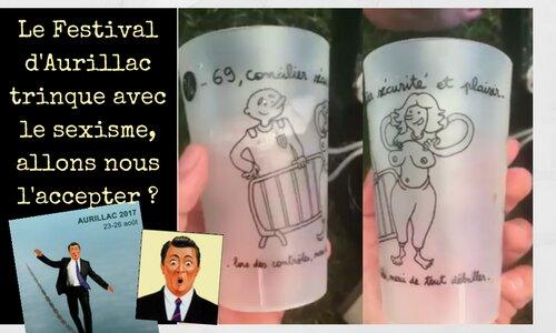 Le Festival d'Aurillac trinque avec le sexisme ! - Adelphité du Langage