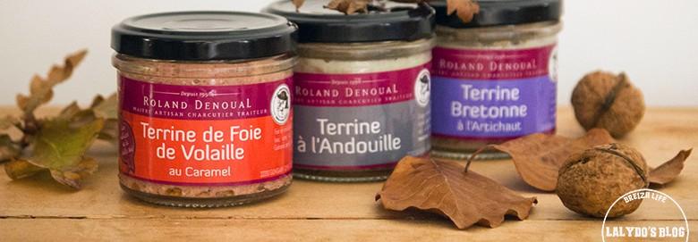 """""""Les Terrines Made In Côtes D'Armor"""" par LalyDo • Charcuterie Denoual"""