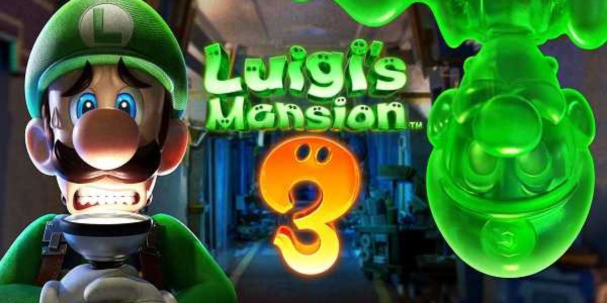 Must Learn About Luigi's Mansion Switch