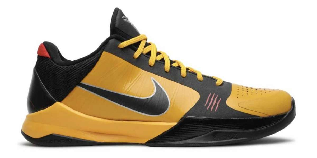 Nike Kobe 5 Protro Bruce Lee to Release Summer 2020