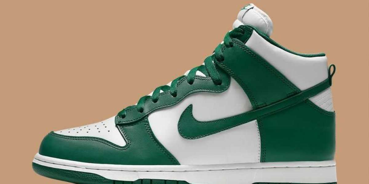 """CZ8149-100 Nike Dunk High SP """"Pro Green"""" Will Coming Holiday"""