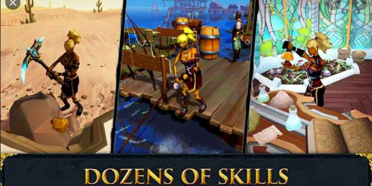 Brand new skills such as archaeology will significantly increase the number of RuneScape players