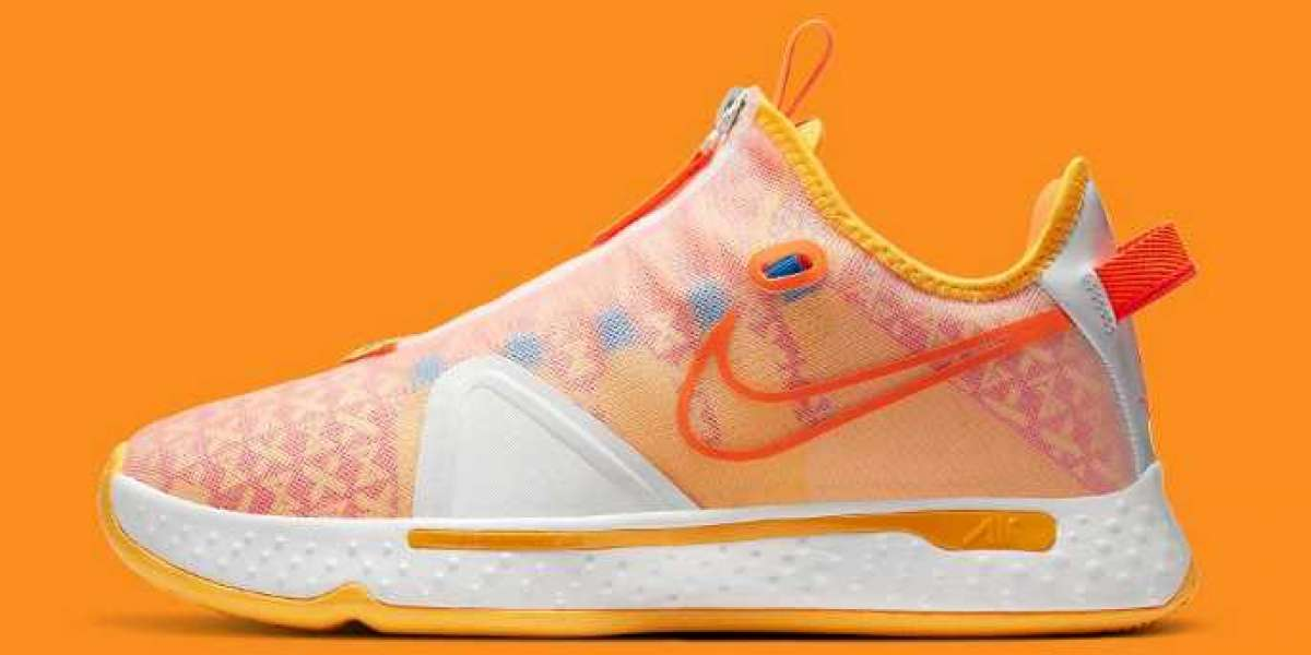 2020 Orange-Flavored Gatorade x Nike PG 4 is Available Now