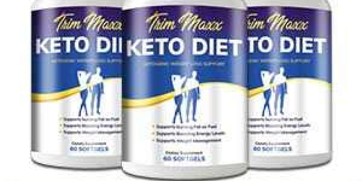 Trim Maxx Keto : Best Ketogenic Diet Formula, Very Effective!