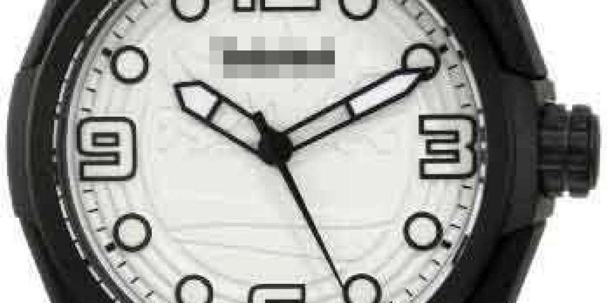 Custom Quality Inexpensive Silver Watch Dial
