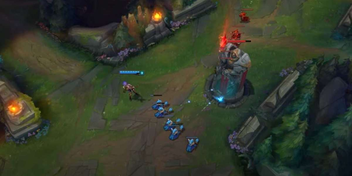Some Tips to Climb the League of Legends Ladder