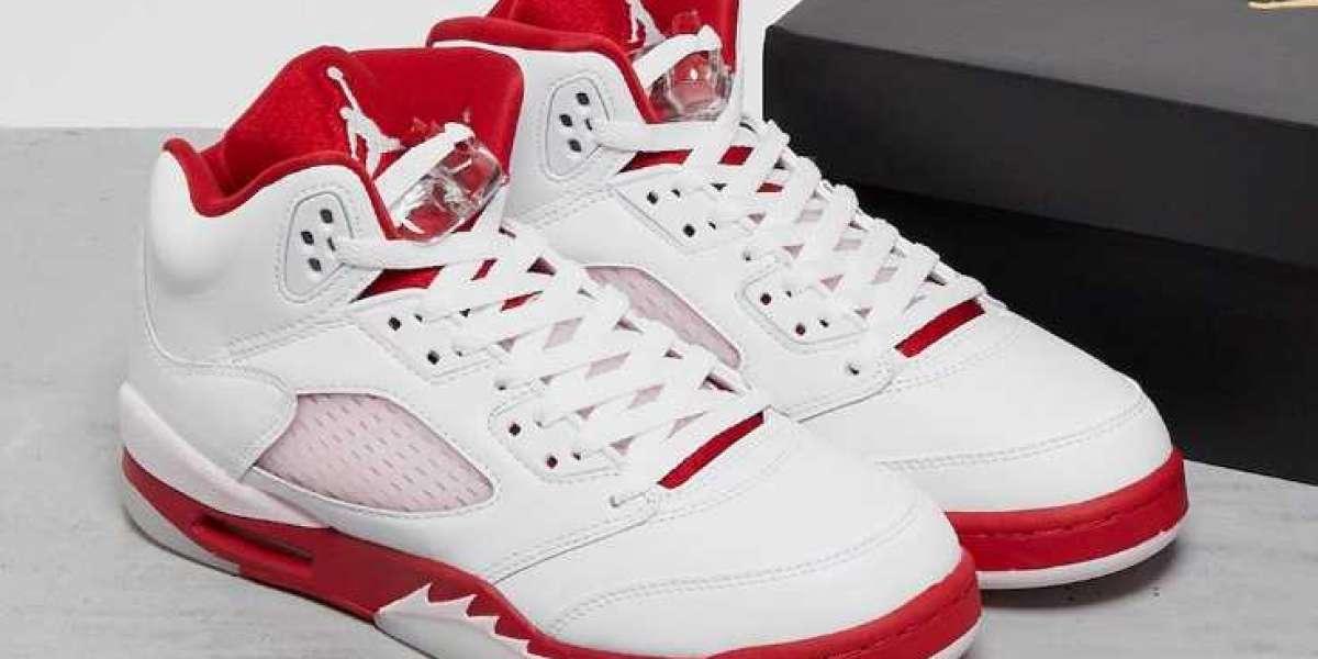 Do you like the new Air Jordan 5 GS Pink Foam ?