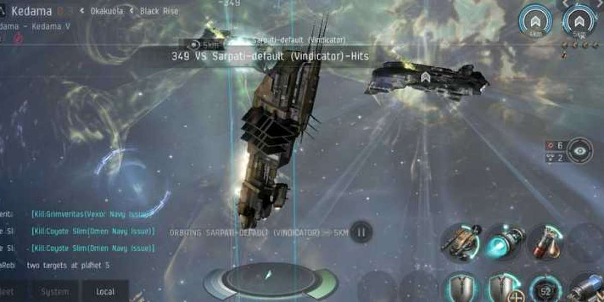 EVE Echoes, as the mobile version of EVE Online, will be released soon