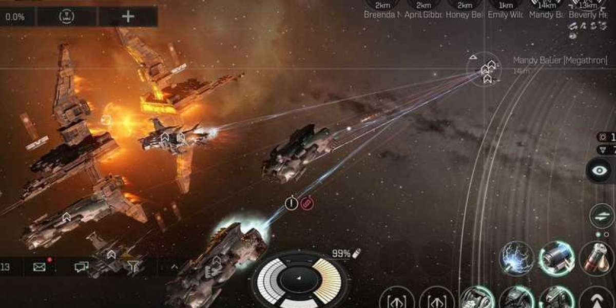 MMORPG EVE Online mobile game version officially launched in August