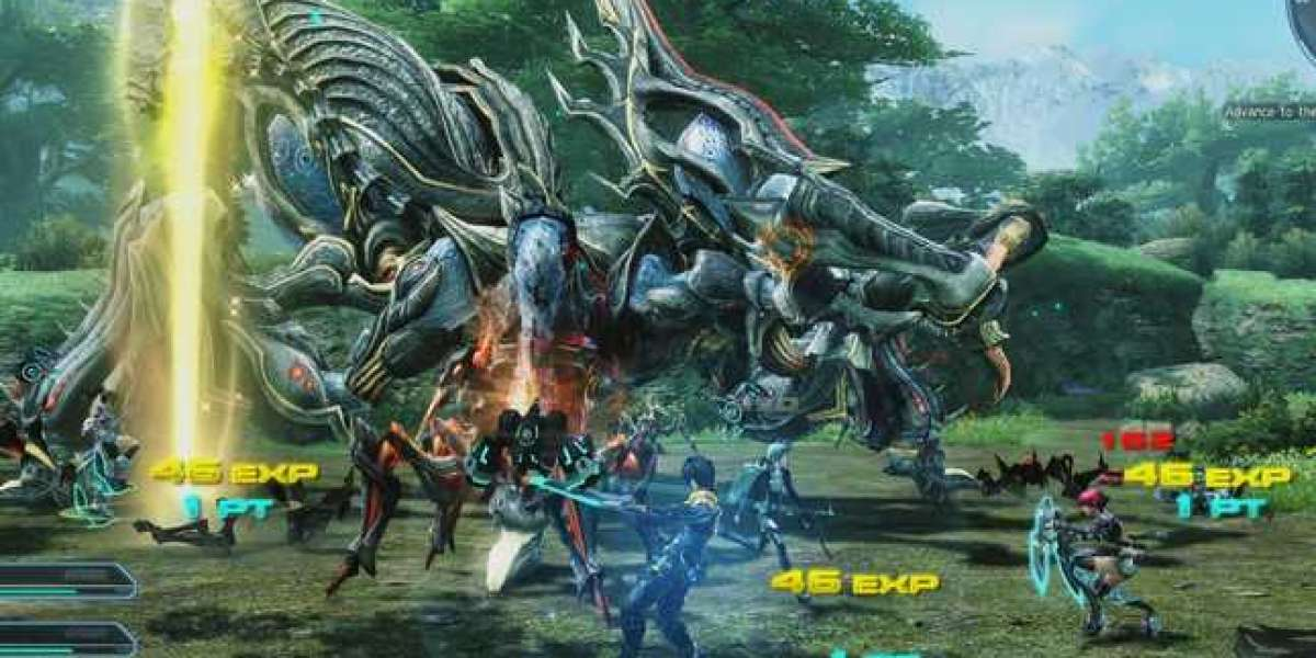 Phantasy Star Online 2 and Xbox Cross-Play will be released together