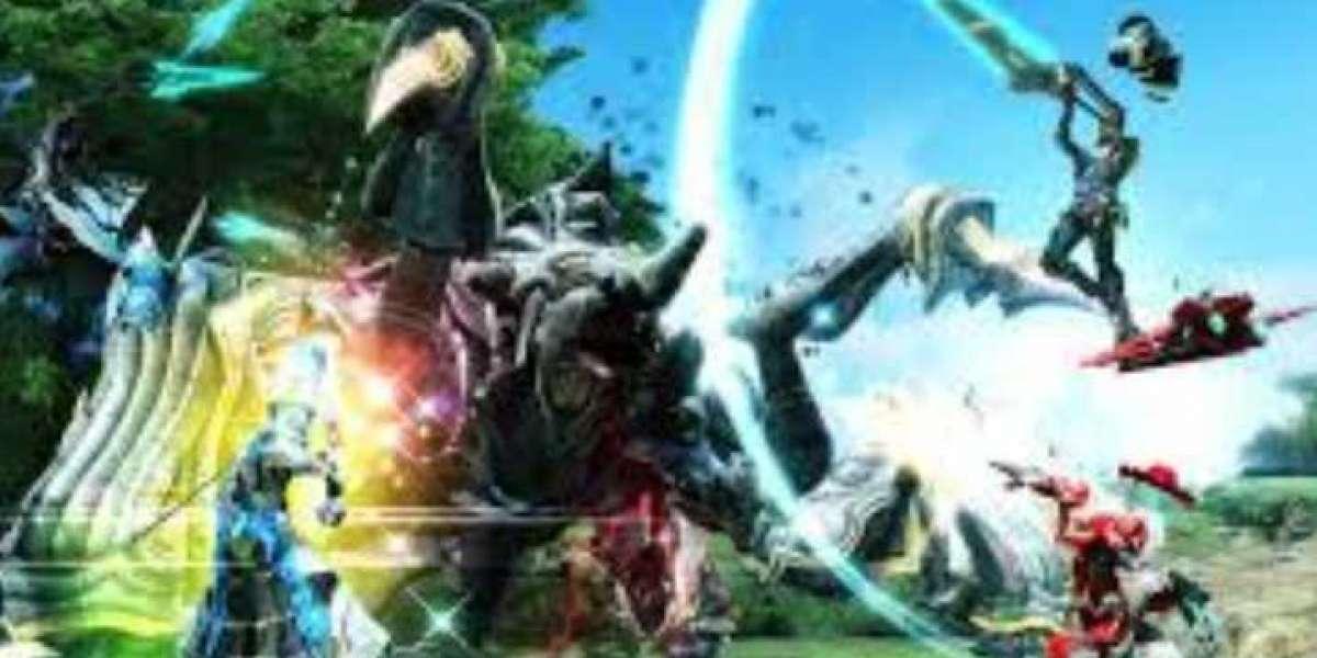Phantasy Star Online 2: Preview of New Genesis is online